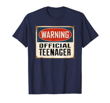 Load image into Gallery viewer, Official Teenager T-Shirt - 13th Birthday 2006 Gift