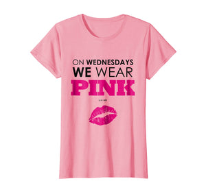 On Wednesdays We Wear Pink T-Shirt | Tee Pink Shirt tshirt T
