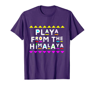 Playa from the Himalaya Shirt 90s Style