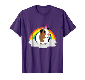 Funny shirts V-neck Tank top Hoodie sweatshirt usa uk au ca gifts for Guinea Pig Unicorn Shirt | Cute Guinea Pig Tshirt 1145423
