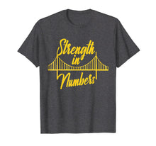 Load image into Gallery viewer, Strength In Number Shirt Golden State Bay Area Warriors Home