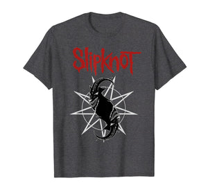 Slipknot Goat Star Logo T-Shirt