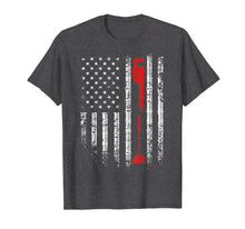 Load image into Gallery viewer, Funny shirts V-neck Tank top Hoodie sweatshirt usa uk au ca gifts for Plumber American Flag, Vintage T-Shirt 286457