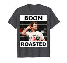 Load image into Gallery viewer, Funny shirts V-neck Tank top Hoodie sweatshirt usa uk au ca gifts for BOOM ROASTED Ben Askren USA T-Shirt 1334947