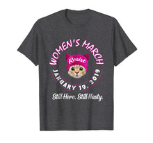 Load image into Gallery viewer, Funny shirts V-neck Tank top Hoodie sweatshirt usa uk au ca gifts for Women's March 2019 Cat Hat T-Shirt 2160710