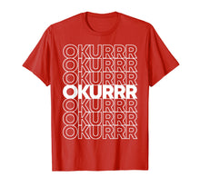 Load image into Gallery viewer, Retro Okurrr T-Shirt