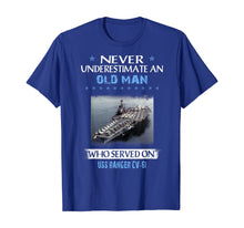 Load image into Gallery viewer, USS Ranger CV-61 T-Shirt T-Shirt