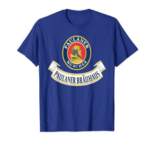 Load image into Gallery viewer, PAULANER  MUNCHEN BRAUHAUS BEER T-Shirt