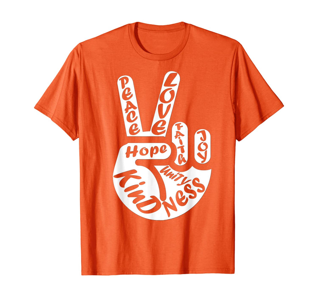 UNITY DAY Orange Tee, Anti Bullying Gift And Be kind T-Shirt