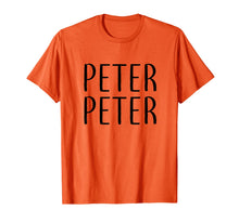 Load image into Gallery viewer, Peter Peter Pumpkin Eater Costume T-Shirt