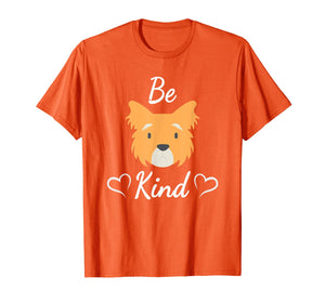 Unity Day Orange Dog Anti Bullying Be Kind gift T-Shirt