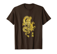Load image into Gallery viewer, Funny shirts V-neck Tank top Hoodie sweatshirt usa uk au ca gifts for Cool Chinese Gold Dragon T-Shirt 2182011
