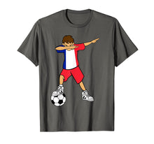Load image into Gallery viewer, Funny shirts V-neck Tank top Hoodie sweatshirt usa uk au ca gifts for Dabbing Soccer Boy T Shirt France French Football 1232755