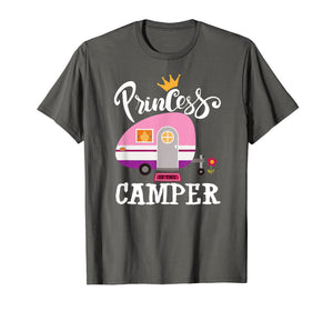 Funny shirts V-neck Tank top Hoodie sweatshirt usa uk au ca gifts for Princess of the Camper-RV Camper Vacation Road Trip T Shirt 2786077