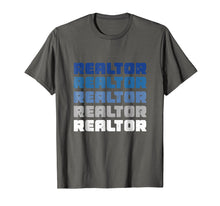 Load image into Gallery viewer, Funny shirts V-neck Tank top Hoodie sweatshirt usa uk au ca gifts for Vintage Realtor Real Estate Agent Shirt 2051366