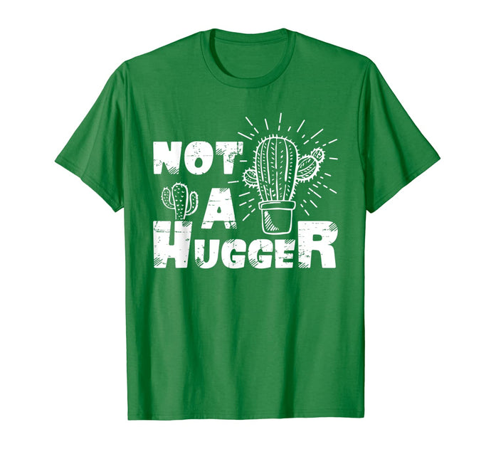 Not A Hugger T-Shirt Funny Cactus Gifts 957861