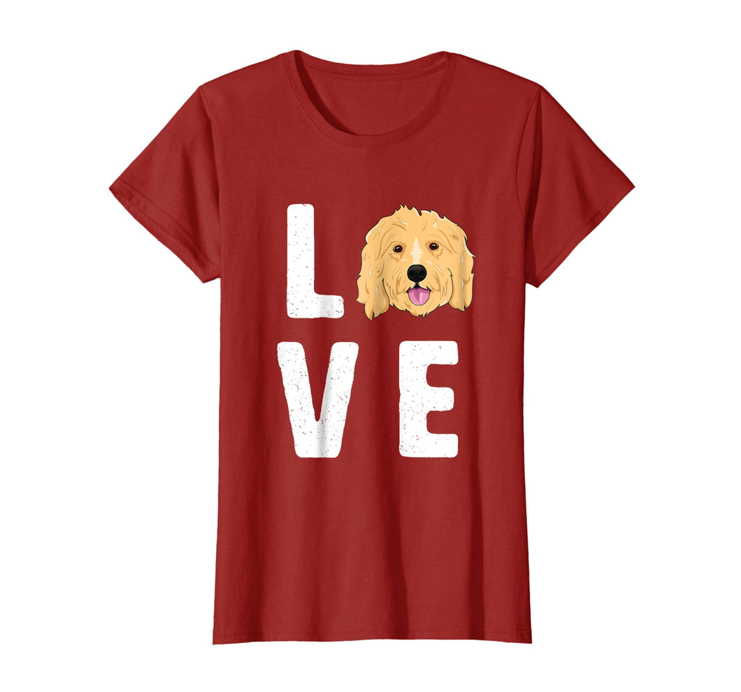 Funny shirts V-neck Tank top Hoodie sweatshirt usa uk au ca gifts for Love Goldendoodles T-Shirt Women KIds Dog Puppy Doodle 1226025