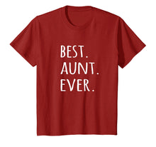 Load image into Gallery viewer, Funny shirts V-neck Tank top Hoodie sweatshirt usa uk au ca gifts for Best Aunt Ever T-shirt - tshirt for auntie aunty tee 1191879