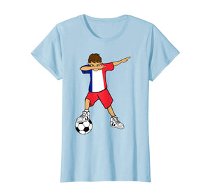 Funny shirts V-neck Tank top Hoodie sweatshirt usa uk au ca gifts for Dabbing Soccer Boy T Shirt France French Football 1232755