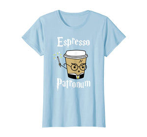 Funny shirts V-neck Tank top Hoodie sweatshirt usa uk au ca gifts for Womens Espresso Patronum T-Shirt | Cute Coffee Tee 1116216