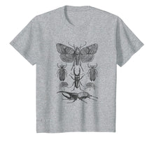 Load image into Gallery viewer, Funny shirts V-neck Tank top Hoodie sweatshirt usa uk au ca gifts for Insect Bug Collection Shirt Moth Stag Beetle Cicada T-Shirt 1209006