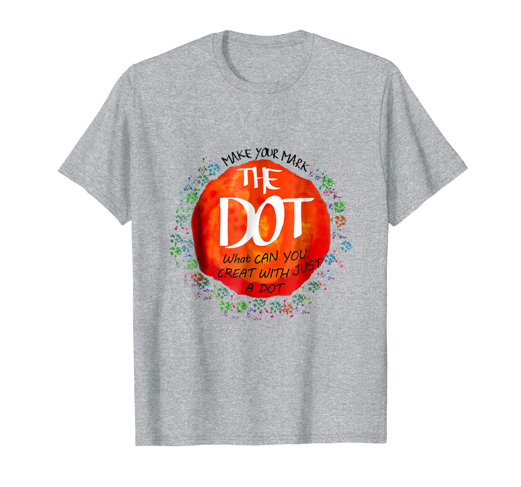 The Dot Day-Make Your Mark T-shirt