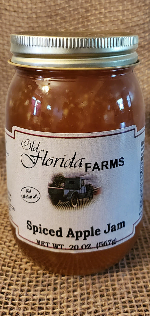 Apple Jam Spiced