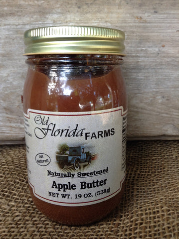 Apple Butter (No Granulated Sugar Added)