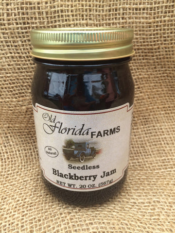 Blackberry Jam (Seedless)