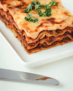 Beef Lasagne (2 Portions)