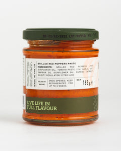 Belazu - Roasted Red Pepper Tapenade