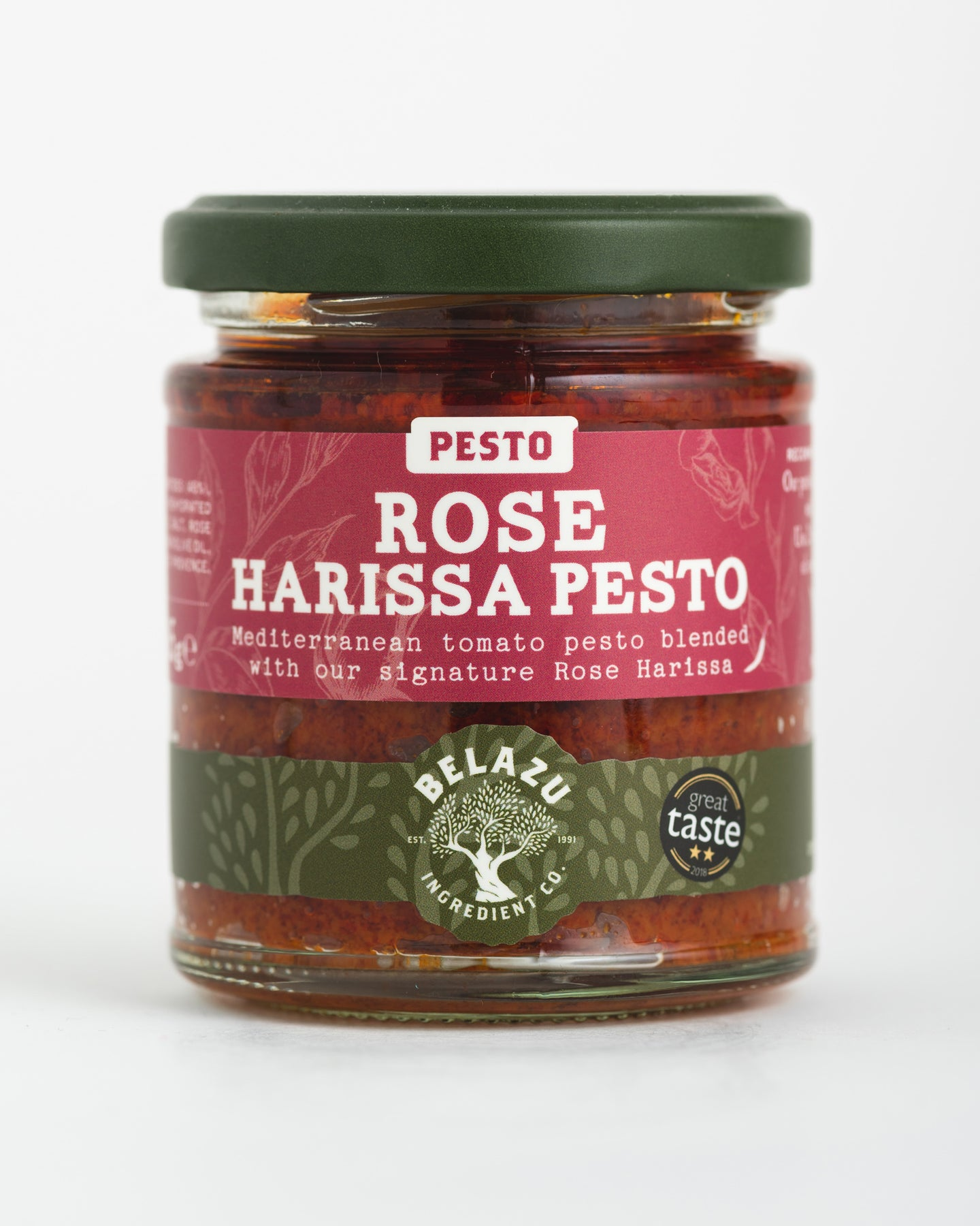 Belazu - Rose Harissa Pesto