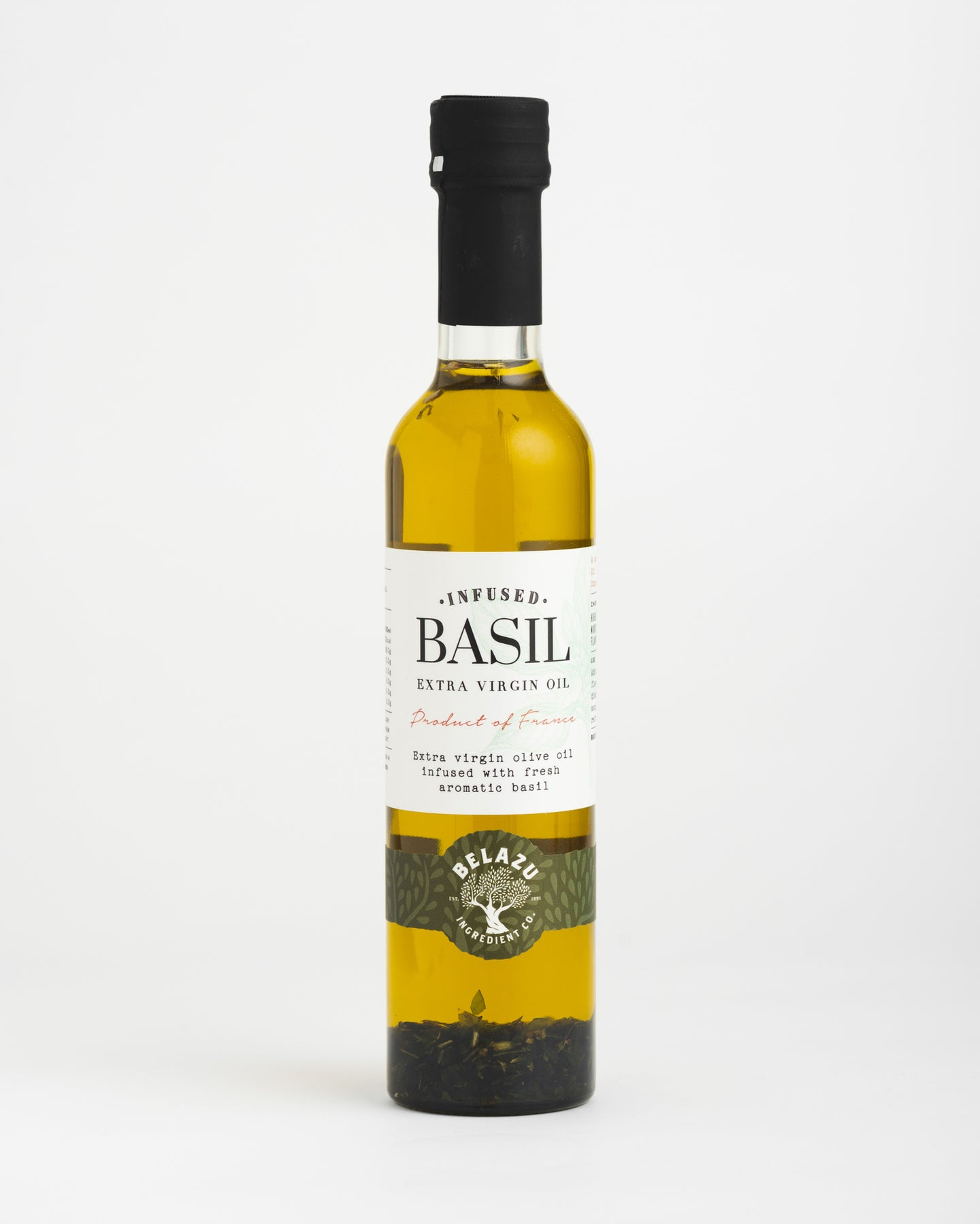 Belazu - Extra Virgin Basil Infused Olive Oil