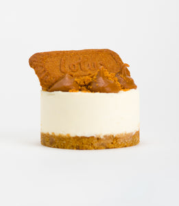 Biscoff & White Chocolate Cheesecake Dessert Pot