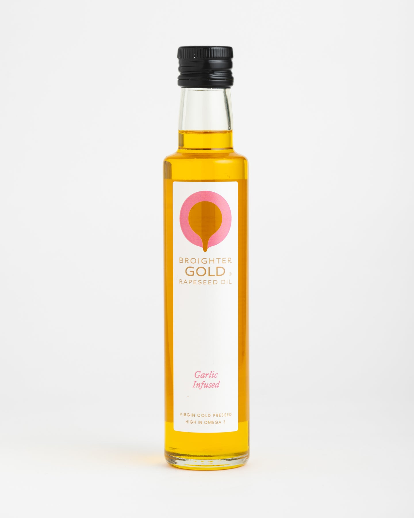 Broighter Gold - Garlic Infused Rapeseed Oil