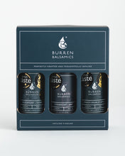 Load image into Gallery viewer, Burren Balsamics - Great Taste Award Trio - Gift Set