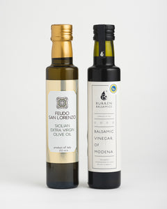 Burren Balsamics - Olive Oil & Balsamic Vinegar Gift Box