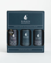 Load image into Gallery viewer, Burren Balsamics - The Savoury Trio - Gift Set