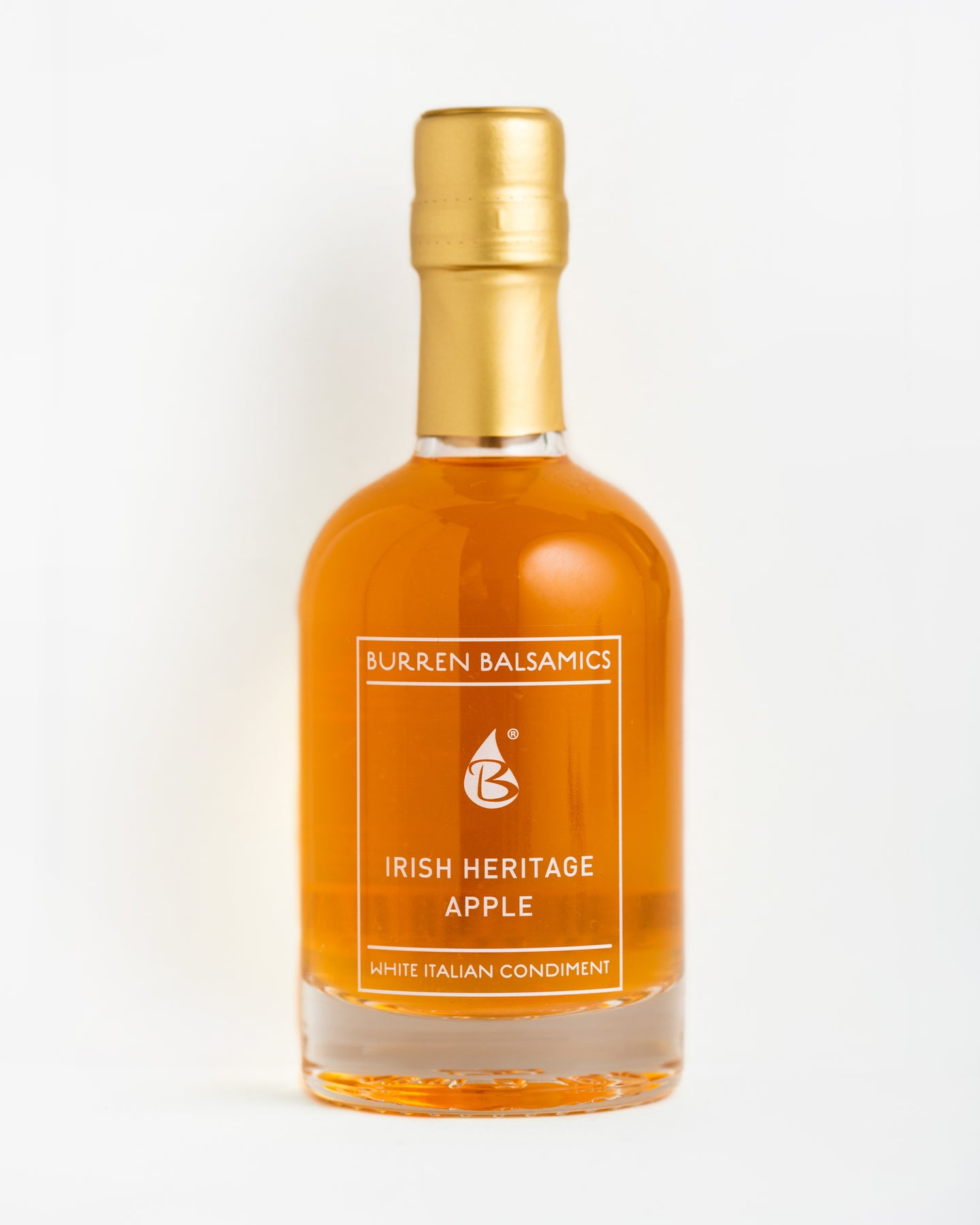Burren Balsamics - White Condiment - Irish Heritage Apple
