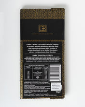 Load image into Gallery viewer, Cobden + Brown - 85% Cocoa Dark Chocolate