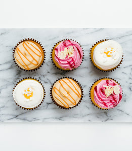 Cupcakes - Colours Box (6 or 20)