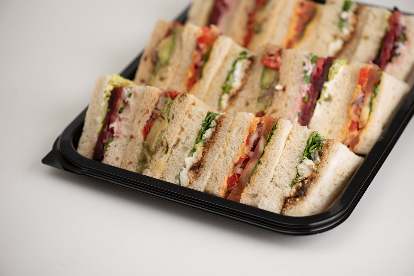 Vegetarian Sandwich Platter (for 4 people)