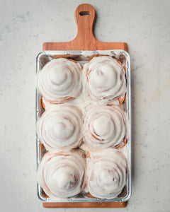 Cinnabuns (Tray of 4)