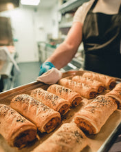 Load image into Gallery viewer, Vegan Sausage Rolls (3 pack)