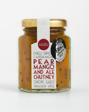 Load image into Gallery viewer, Deli Muru - Pear, Mango & Ale Chutney