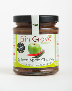 Erin Grove - Spiced Apple Chutney