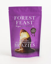 Load image into Gallery viewer, Forest Feast - Belgian Milk Chocolate Brazils