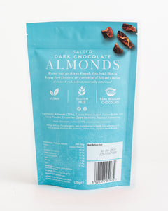 Forest Feast - Dark Chocolate Almonds