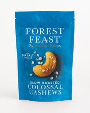 Load image into Gallery viewer, Forest Feast - Slow Roasted Sea Salt Colossal Cashews