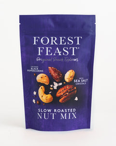 Forest Feast - Slow Roasted Sea Salt Nut Mix